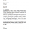 Sales Letter: Legal Contractor